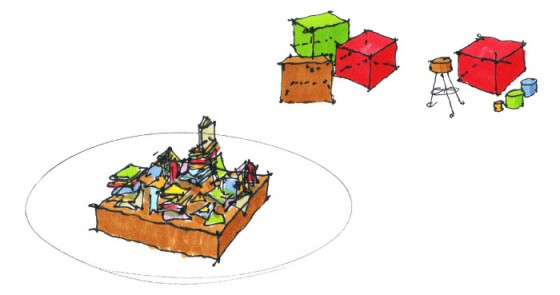 Rumdesign og møblering 5