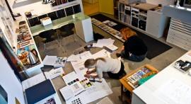 kreativ proces med Gitte