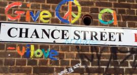 Change street